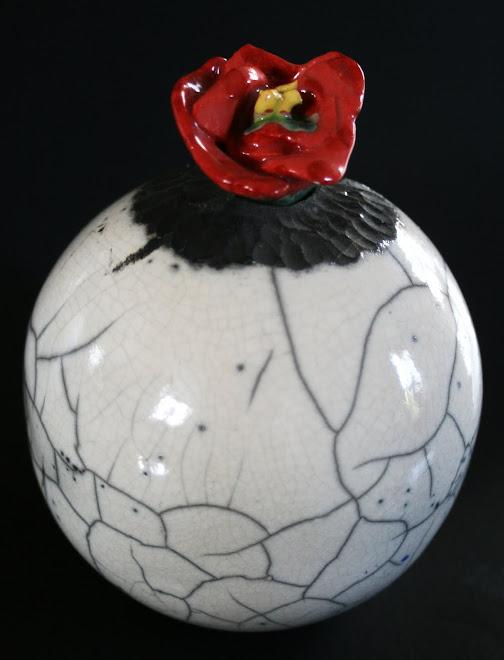 Vase fleur.