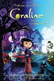 Coraline An adventure too weird for words.