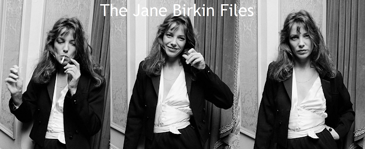 The Jane Birkin Files