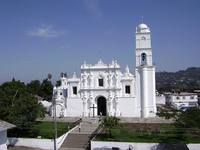 Iglesia de Misantla