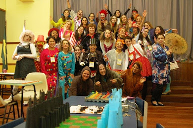 Turma de 2010 Formação de Educador Brinquedista