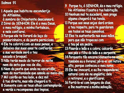 SALMO 91   TODO PARA FACEBOOK IMAGENES PARA FACEBOOK  COMENTARIOS PARA