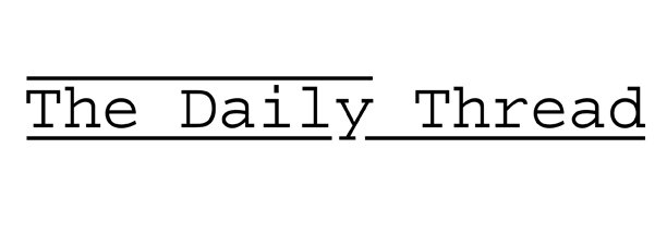 THE DAILY THREAD