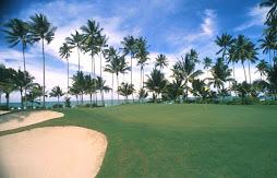 Golfing di Bintan