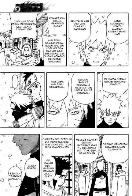 Kumpulan manga komik naruto