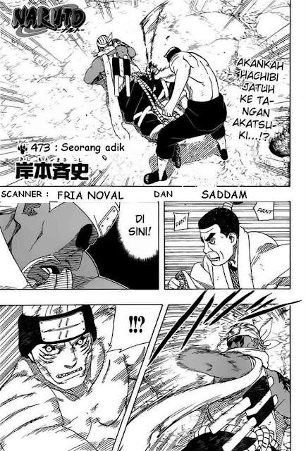 kumpulan manga naruto