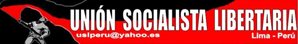 UNIÓN SOCIALISTA LIBERTARIA