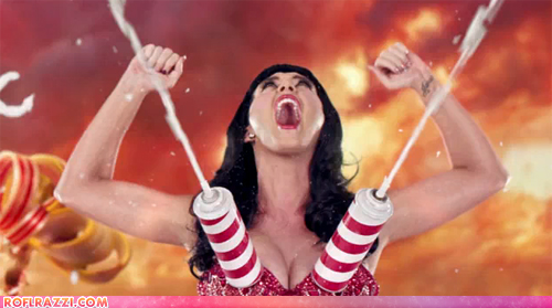 california gurls katy perry. Katy Perry proves that her