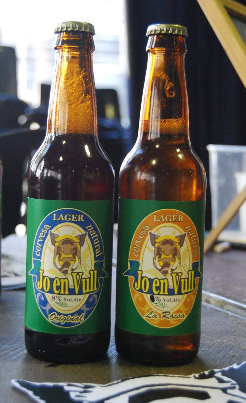 cervezas!