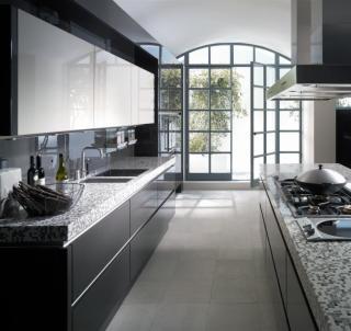 Franska liljan tisdagstemat k ksinredningar for Modern kitchen designs 2010