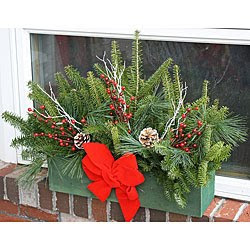 christmas decorations for window boxes sweetly home our window boxes 83
