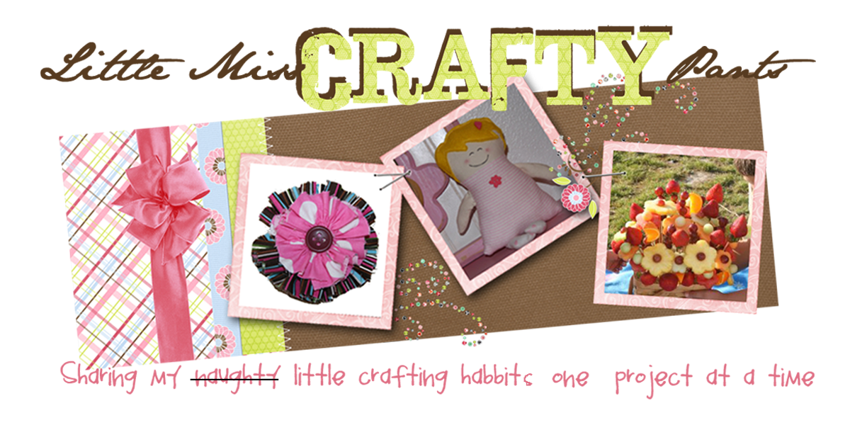 Little Miss Crafty Pants