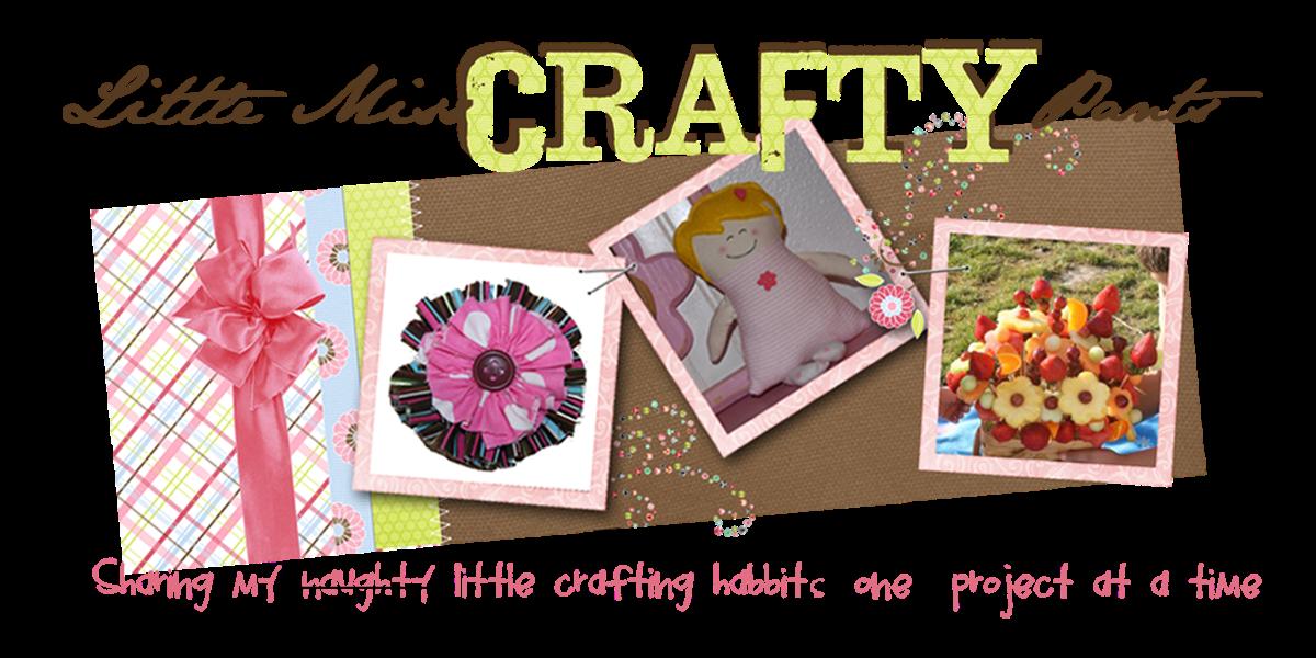 Little Miss Crafty Pants