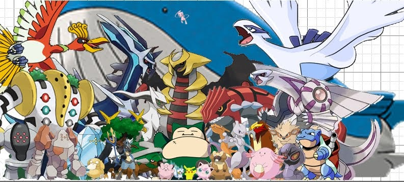Are You A Serious Comic Book Reader?: Pokemon Size ... Wailord Size Comparison