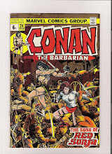 Conan The Barbarian no. 24