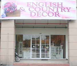 English & Country Decor