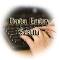 Data-Entry-Scam