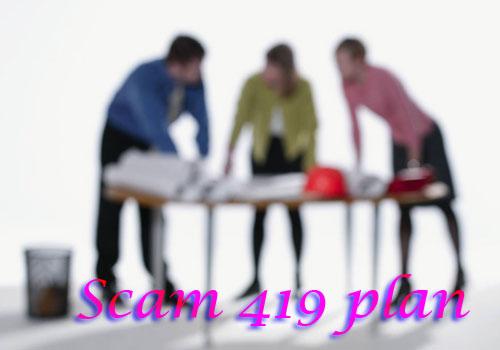 scam-Planning