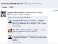 Facebook Ibnu Rachal Farhansyah