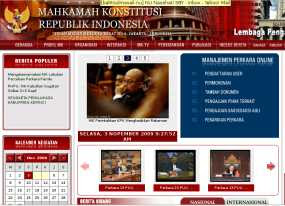 Sidang MK Video Online Streaming