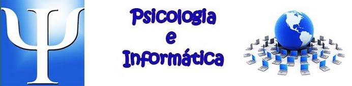 PSICOLOGIA E INFORMÁTICA
