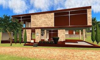 Mundos virtuales casas de protecci n oficial en second life las linden homes - Casas proteccion oficial ...