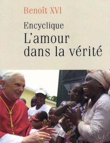 Lire l'encyclique du Pape Benoit XVI
