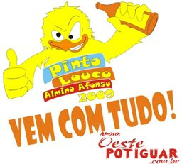 Bloco Pinto Louco 2009(CLICK E VEJA AS CAMISAS)