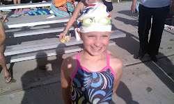 Swim Team - Michaela