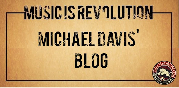 Michael Davis&#39; Music Is Revolution