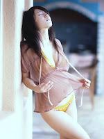 Ninomiya Ayumi in School Uniform