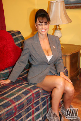 Wanna hustler sara palin tits!
