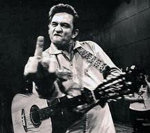 Si te vas sin comentar, Johnny Cash se enfada.