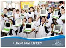FELIZ 2008, DESDE URUGUAY