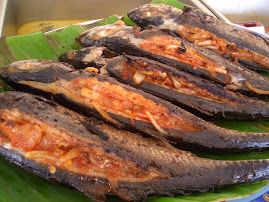 Weekend Dish : Ikan Bakar
