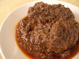 Daily Dish : Rendang Daging Minang