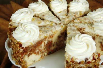 Aj S Carrot Cake
