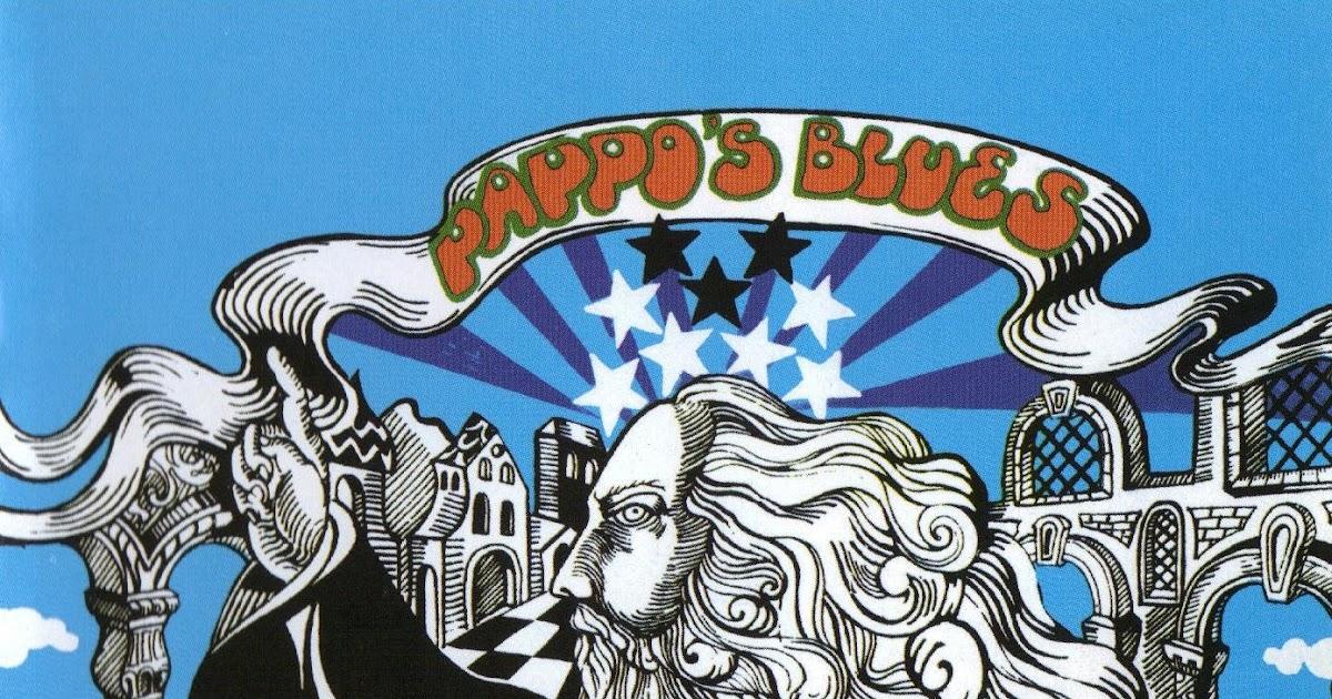Pappos Blues Volumen 3