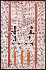 'Sacred Digging Sticks'