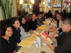 LYON - Rencontre AJPF du 21 novembre 2009 à Lyon
