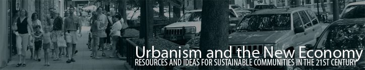 Urbanism and the New Economy