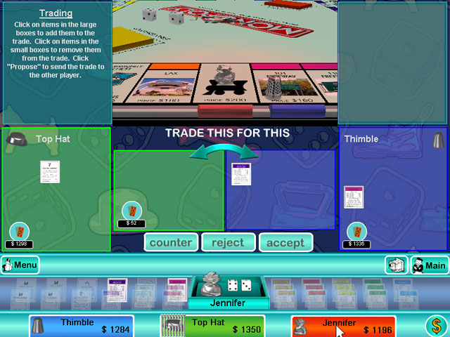download free monopoly board game for pc