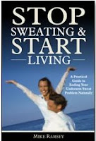book on excessive sweating