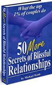 book on more secrets of happy relationships