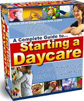 book on starting a daycare business
