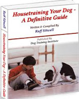 book on dog housetraining
