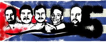 Libertad!! para los 5 cubanos antiterroristas