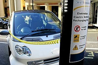 Londra capitale delle auto elettriche