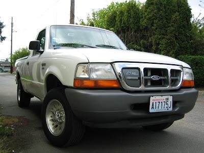 Auto elettriche: Ford Ranger EV