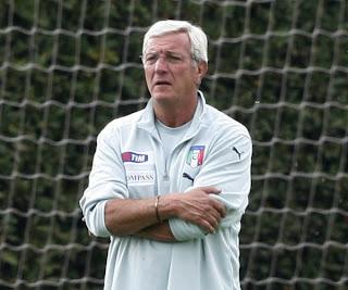 Marcello Lippi, allenatore dell'Italia